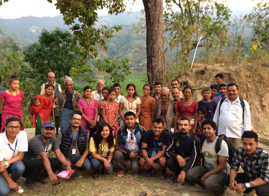 Relief Campaign Three